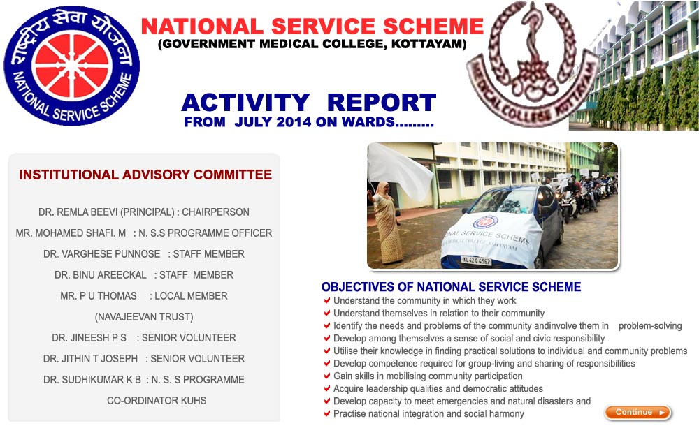 Nss Report